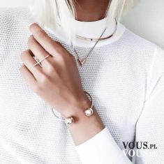 złota biżuteria, czy złoto pasuje do białego?