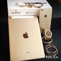 złoty iPhone, lepszy iPhone czy android?