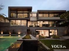nowoczesny dom, nowoczesny budynek, willa