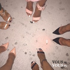 stylowe buty, które wybieracie?
