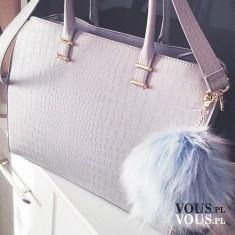 biała torebka, torebki jesień 2015