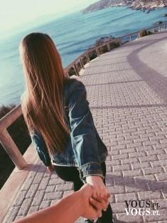 długie mocne włosy