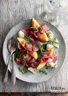 zdrowy lunch, pomysł na obiad