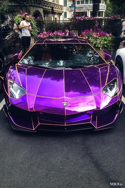 luksusowy samochód