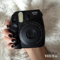 nowy aparat fotograficzny