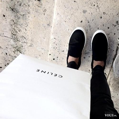 buty na zakupy