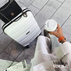 W oczekiwaniu na podróż- przerwa na kawę.