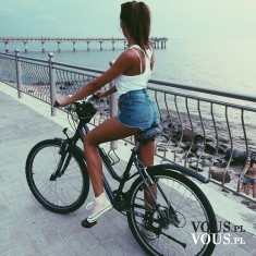 Wycieczka rowerowa wzdłuż morza. Lubicie aktywnie spędzać czas?