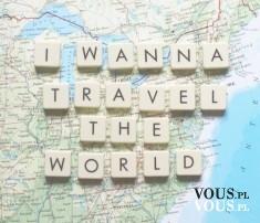 """"""" Chcę podróżować po świecie""""- też macie takie marzenie? Jakie miejsca chcielibyście ..."""
