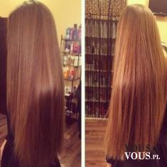 Długie, proste włosy. Jak wygładzić włosy? Domowe sposoby na zdrowe włosy