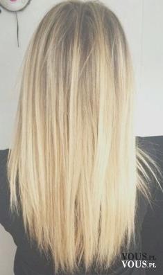 Platynowy blond- jaką farbę polecacie?