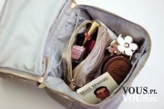 Kobieca kosmetyczka, podręczna kosmetyczka, co nosicie w kosmetyczce?
