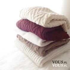 wyciągamy swetry z szafy! raz raz :)