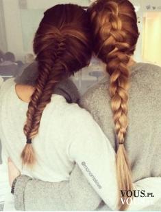 Szybkie i efektowne fryzury, jak zrobić kłosa, zaplatanie włosów, oryginalne warkocze