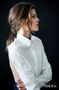Biała koszula, klasyczna biała koszula, z czym łączyć białą koszulę?