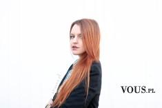 OTIANNA, blogerka, rude włosy, jak dbać o włosy?