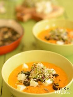 """Zupa marchewkowa """"fit"""" – ale i tak najlepsza na świecie :)"""