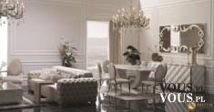 Ekskluzywne meble do jadalni Diore