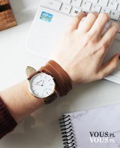Zegarek prosty geneva klasyczny dostępny w sklepie OTIEN