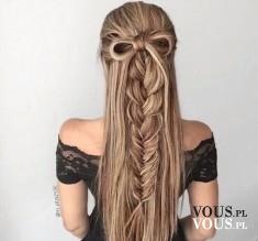 śliczna fryzura, jak taką zrobić ?