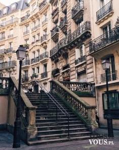 Paryskie kamienice, paryski styl