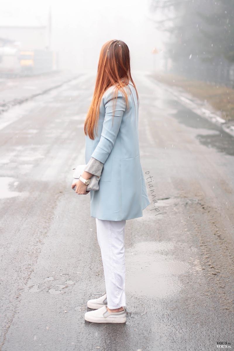Stylizacja OTIANNA – jaki płaszcz na zimę? Jaki kolor płaszcza na zime?