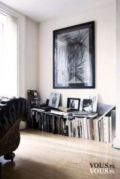 Klimatyczne mieszkanie wypełnione książkami. Uwielbiam minimalizm, ale mam za dużo książek. Co z ...