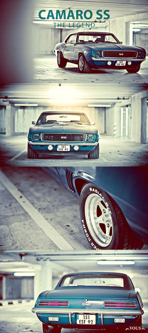 Camaro SS – Legenda