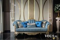 Ekskluzywna sofa Gloriano