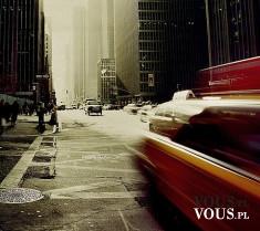Nowy Jork w ruchu, ulica Nowego Jorku