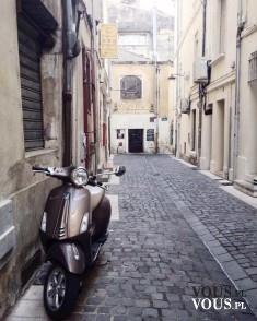 Wenecka śliczna uliczka