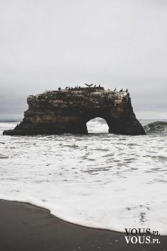 Piękne wybrzeże
