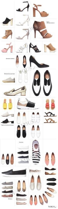Katalog butów wiosna/lato 2016. Buty H&M, jakie ceny? Buty DeeZee na wiosnę i lato. Buty da ...
