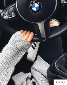 f a s h i o n ♡ kobieta i bmw czy kobiety potrafią prowadzić? osta kobieta w aucie bmw