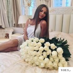 Bukiet białych róż na dzień kobiet to dobry pomysł?