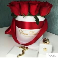 Róże na dzień kobiet 8 marzec 2016
