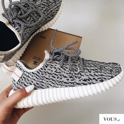 Adidas Yeezy Boost 350 projekt by Kanye West szare