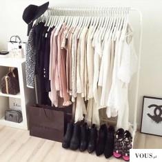 Prosta minimalistyczna garderoba