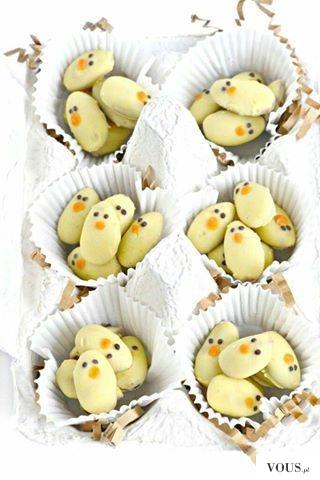 żółte kurczaczki