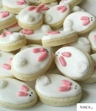 ciasteczka zajączki