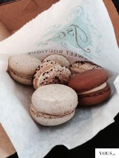 czekoladowe makaroniki francuskie! Wyglądają obłędnie, jak zrobić je w domu?