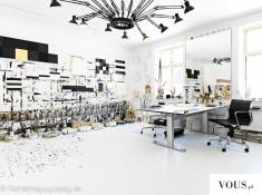 Jak wygląda biuro malarza? Jak się maluje grafiti?