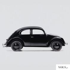 Czarny Garbusek, Volkswagen Garbus