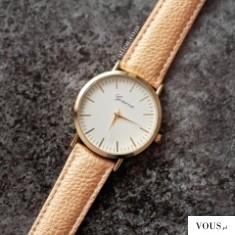 zegarek na złotym pasku, Zegarki damskie od 25 zł