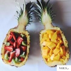 owocowe posiłki