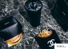 Zestaw McDonald CHANEL