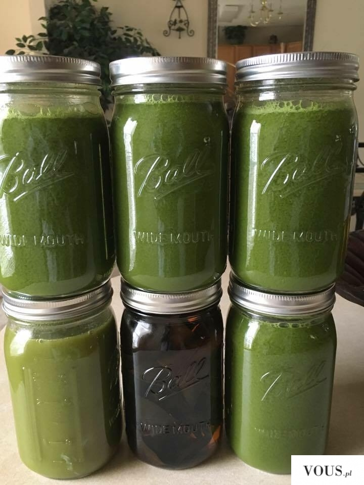 Jak i z czego zrobić zielone Smootie? Czy zielone koktajle sa dobre i zdrowe? Jaki maja smak?