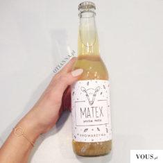MATEX z Krowarzywa. Jak smakuje? Lekko gazowany napój o smaku yerba mate
