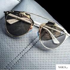 Przepiękne okulary dior
