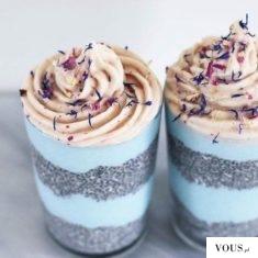 Niebieski pudding chia – jak zrobić?
